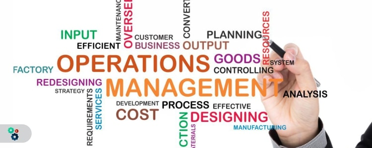 Distance MBA							  - Operation and Production Management