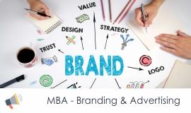 MBA												- Branding and Advertising