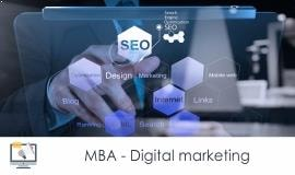 Distance MBA												- Digital Marketing