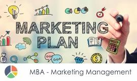 MBA												- Marketing Management