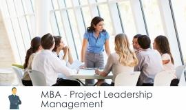 Distance MBA												- Project Leadership Management