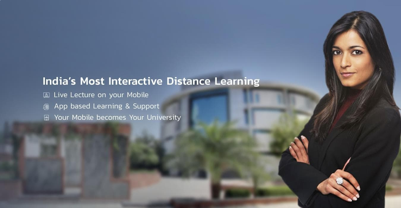 Suresh Gyan Vihar University - Distance Education